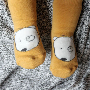 Patch The Dog Kiddo Socks - clothing