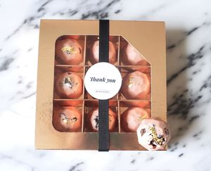 Thank You Pink Oreo 23ct Gold Chocolates - what's new