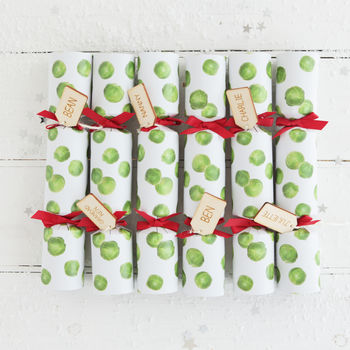 Christmas Sprout Crackers