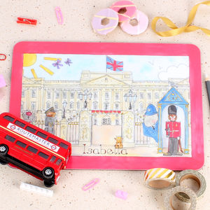 Buckingham Palace Placemat - children's cooking