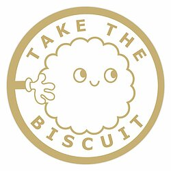 Take The Biscuit logo