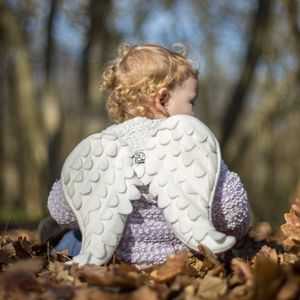 Children's Angel Wings Costume
