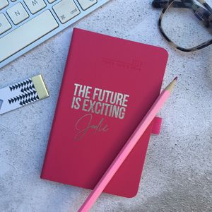 Personalised Future 2019 Diary