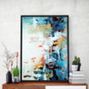 Abstract 46 Limited Edition Fine Art Print A4 Size