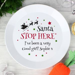 Christmas New In Stock Plate - tableware