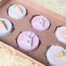 Bunny And Carrot Cakelet Gift Box