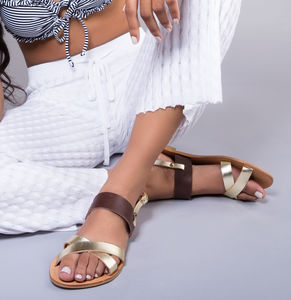 Lipe Strap Sandals - summer holiday 'must-packs'
