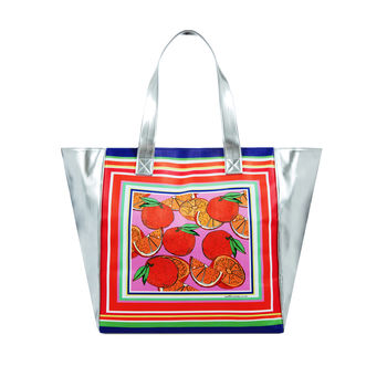 Beach Bag 'Oranges'