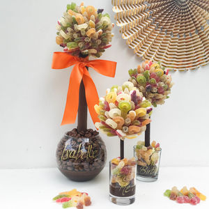 Personalised Fizzy Haribo Sweet Tree - food gifts