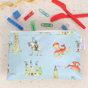 Knights And Dragons Purse - toys & games