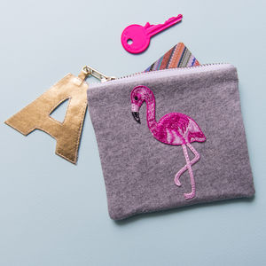 Flamingo Coin Purse - children's accessories
