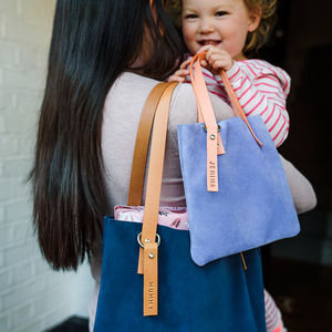 Mummy And Me Shopper Bag Set - gifts for mothers