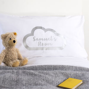 Personalised Children's Pillowcase - soft furnishings & accessories