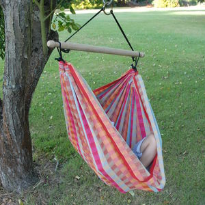 Cuadro Rainbow Childrens Hanging Chair - garden furniture