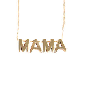 Mama Necklace - new in jewellery