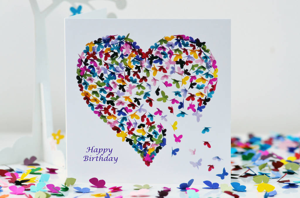 Partner Love Card Birthday