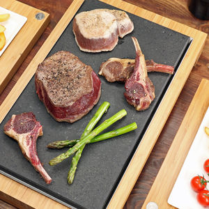 The Raised Sharing Steak Plate