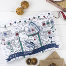Tea Advent Calendar With Tote Bag