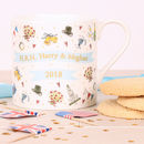 Royal Wedding Fine Bone China Mug