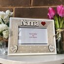 Personalised Nanna Photo Frame Mother's Day