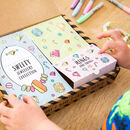 Personalised Sweetie Jewellery Activity Kit