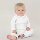 Baby Boy French Designer Knitted Christening Outfit