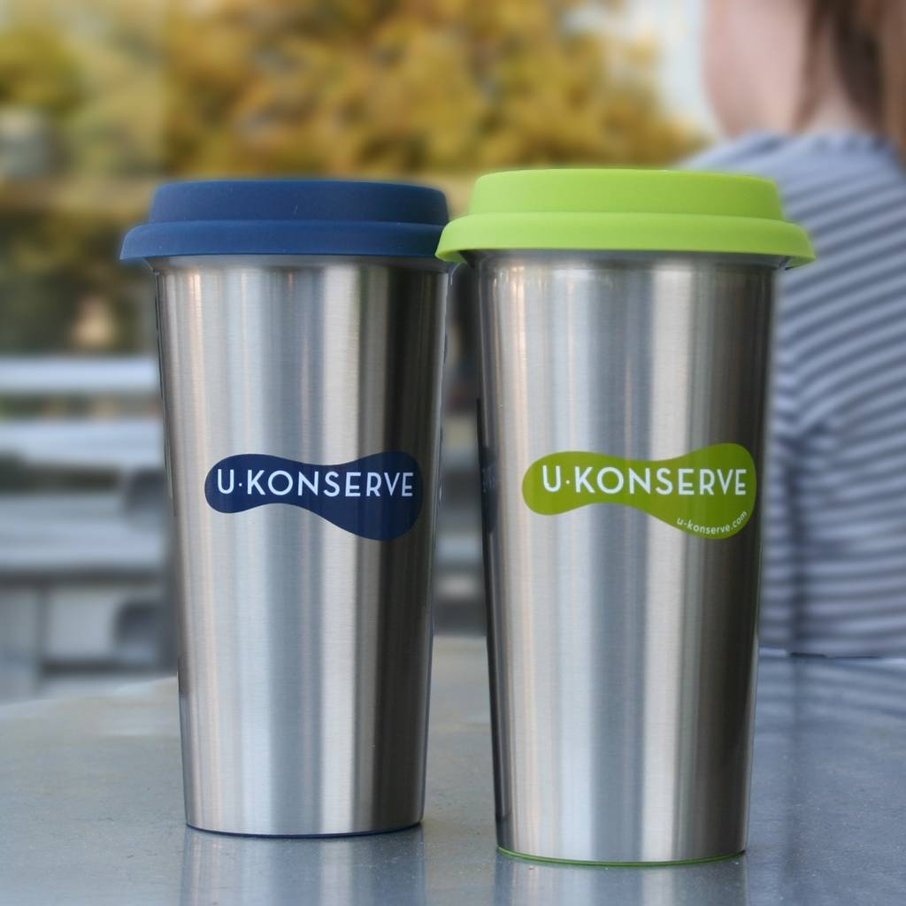 Stainless Steel Insulated Coffee Cups By Green Tulip Ethical Living