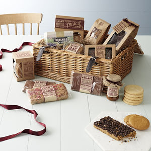 Deluxe Food Hamper - foodies