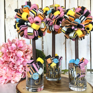 Personalised Allsorts Sweet Tree - food & drink sale