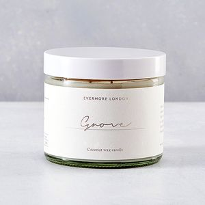 Evermore Grove Natural Candle 250ml