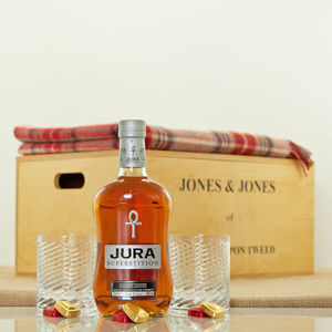 Superstition Whisky Hamper - food gifts
