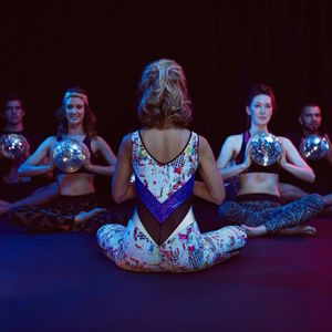 Disco Yoga Bottomless Prosecco Brunch - unusual activities experiences