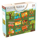 Counting Train Floor Puzzle