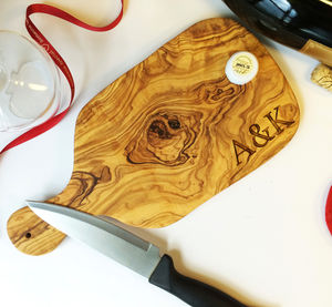 Olive Wood Olive Board - new in home