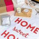 'Home Sweet Home' Gift Box