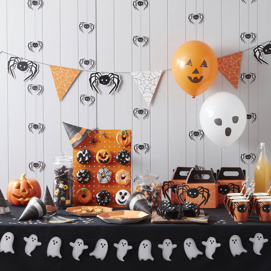Halloween Spooky.Spooky Halloween Themed Party Photo Booth Props