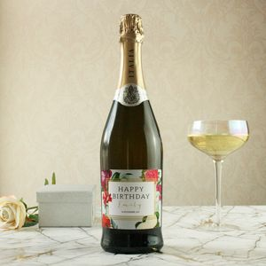 Personalised Prosecco For Any Occasion
