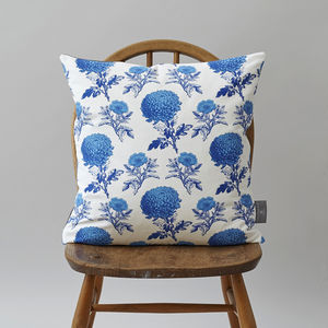 Mums And Roses Cushion - cushions