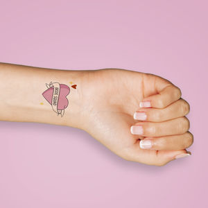 Bride Squad Temporary Tattoos For Hen Night