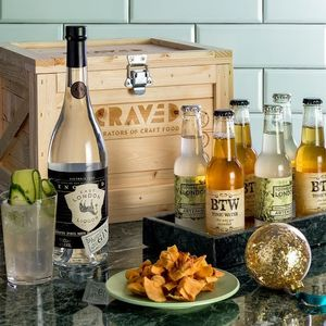 Craft Gin And Tonic Cocktail Kit - lust list