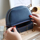 Jewellery Case And Make Up Bag