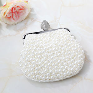 May Pearl Clutch Bag - bags & purses