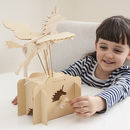 Personalised Make Your Own Wooden Unicorn Kit