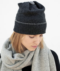 Knitted Lambswool Hat