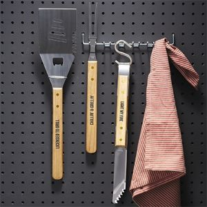 Bbq Quote Tool Set In Gift Bag