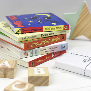 Baby Book Subscription - subscriptions
