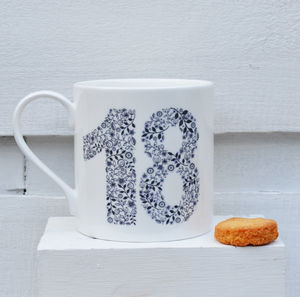 Age Mugs - tableware