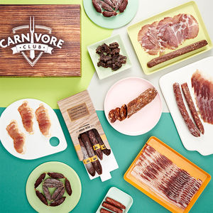 Three Month Artisan Charcuterie Subscription - foodies