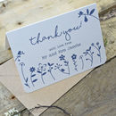 Countryside Thank You Card