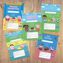 Personalised Peppa Pig: Party Invitations